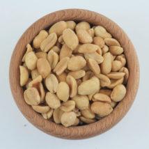Arašídy pražené loupané nesolené bez oleje