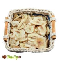 Sušené banánové plátky