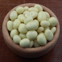 Arašídy v jogurtové polevě