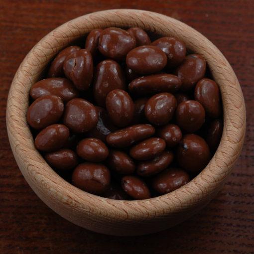 Rozinky sultánky v mléčné čokoládě
