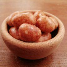 Para ořechy v tiramisové polevě